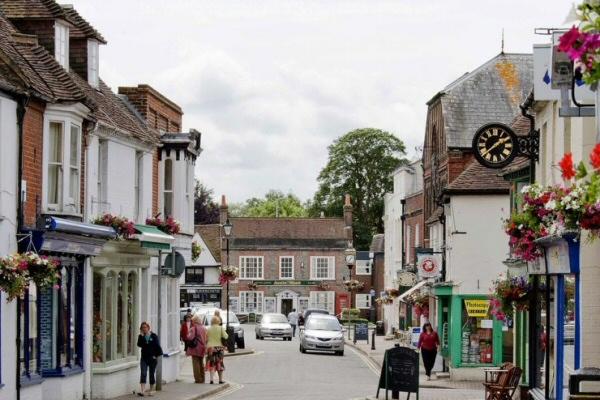 Bishop's Waltham High Street
