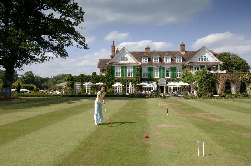 Copyright: Chewton Glen Hotel and Spa