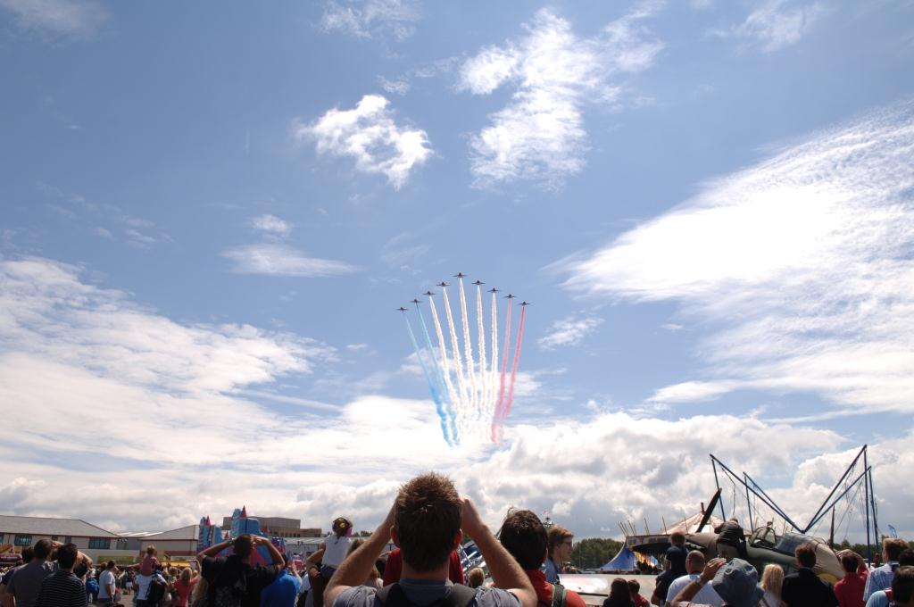 Copyright: Farnborough Air Show