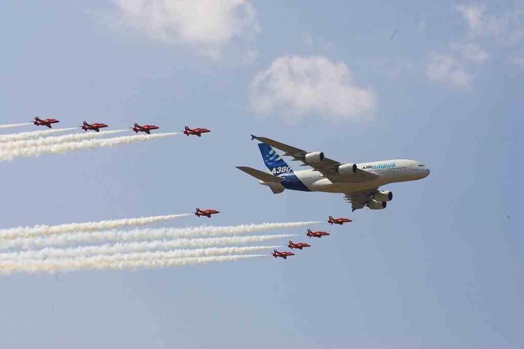 Copyright: Farnborough Air Show