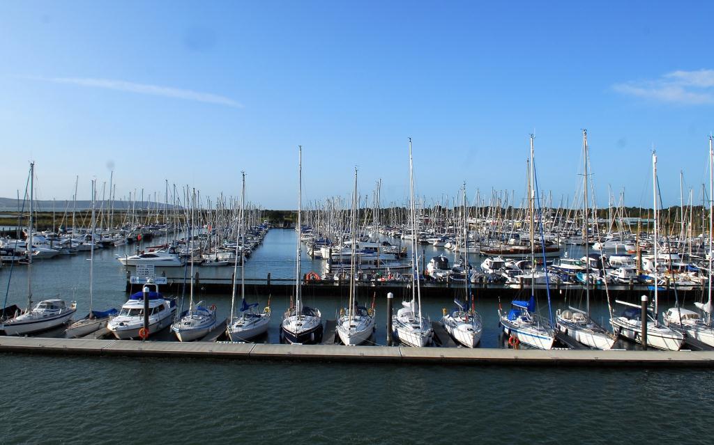 Lymington Marina