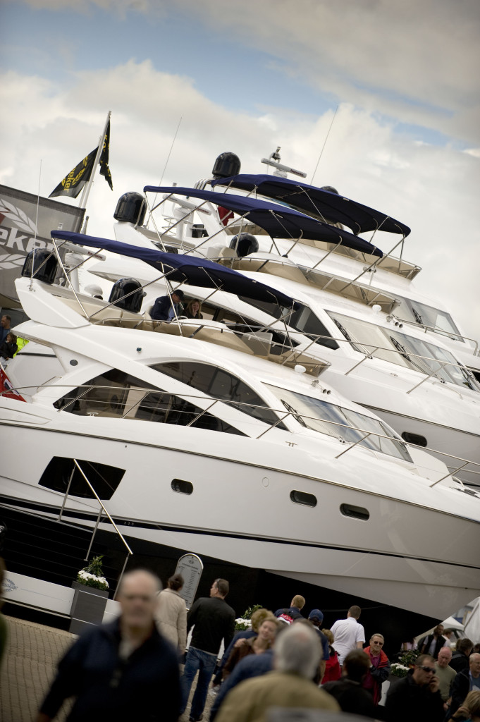 PSP Southampton Boat Show