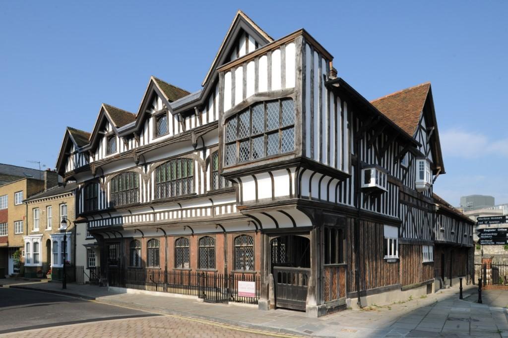 Tudor House and Garden. Copyright: Southampton City Council