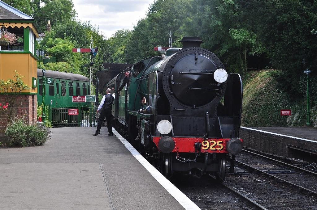 Watercress Line Steam Railway, Alresford