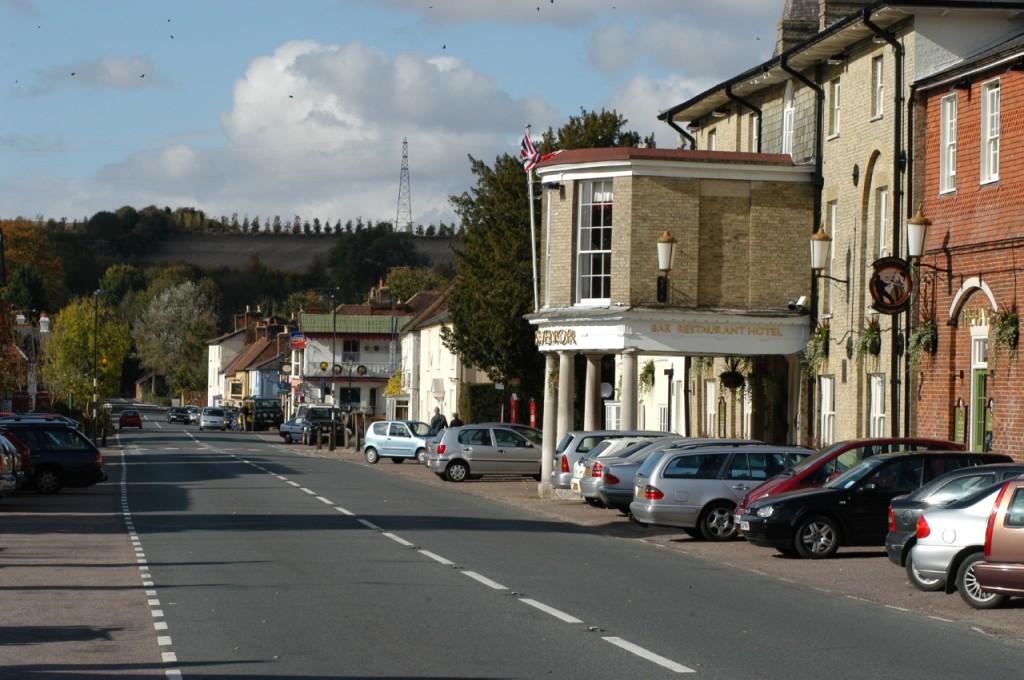 Stockbridge High Street