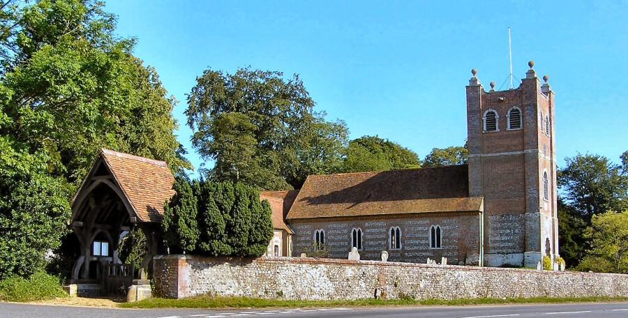 Church in Alresford