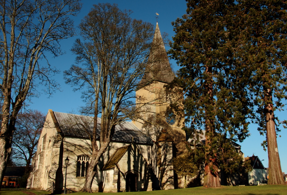 Lawrence Church, Alton. Copyright: East Hampshire District Council